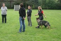 Briga Schutzhund 3 April 2009 Bild Nr. 2